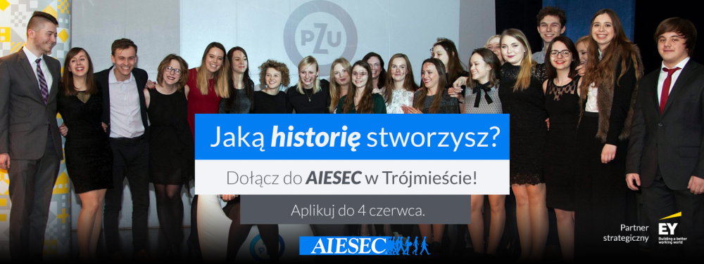 AIESEC rekrutacja