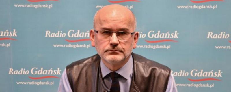 """Prof. UG, dr hab. Grzegorz Berendt w audycji Radia Gdańsk """"Co Za Historia"""""""