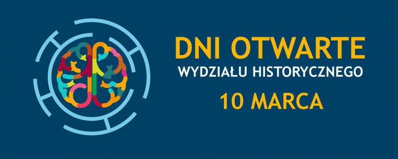 Dzień Otwarty Wydziału Historycznego UG - program