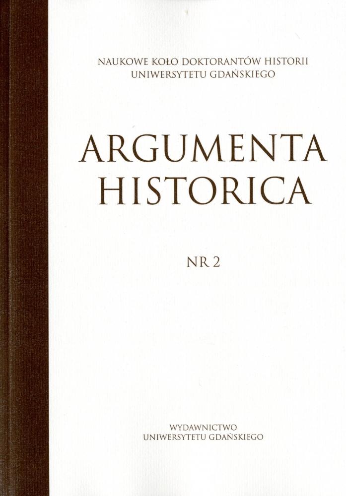 Argumenta Historica nr 2