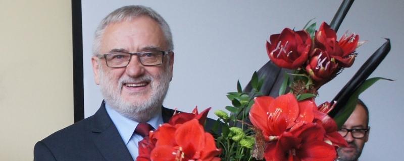 Pożegnanie  J. Borzyszkowskiego