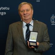Prof. dr hab. Tadeusz Stegner
