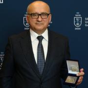 Prof. dr hab. Wiesław Długokęcki