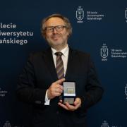 Dr hab. Jacek Friedrich, prof. uczelni