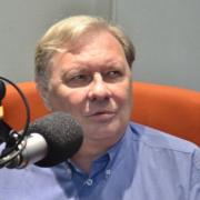 Profesor Tadeusz Stegner (fot. Radio Gdańsk)