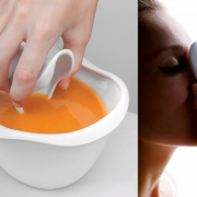 Justyna Chodnikiewicz / naczynie degustacyjne (projekt zrealizowany we współpracy z Ćmielów Design Studio)