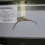 warsztaty projektowe / dron - koncepcja funkcjonalna i stylistyczna (projekt zrealizowany we współpracy z aiRPAS Machines)